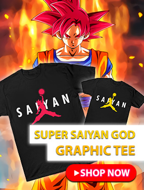Super Saiyan God - Graphic Tees