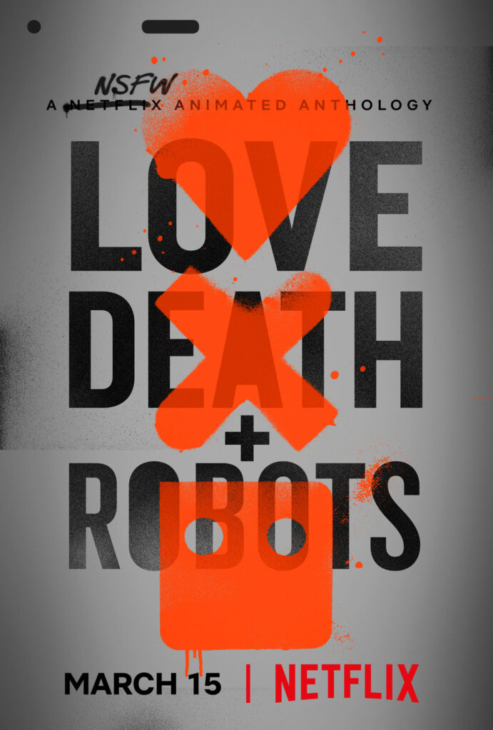 Love Death and Robots HD Poster