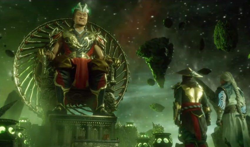 Mortal Kombat 11 AFTERMATH (2020) Full Movie All Cutscenes