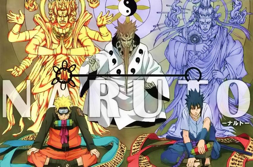 Naruto and Sasuke – Sage of the Six Paths