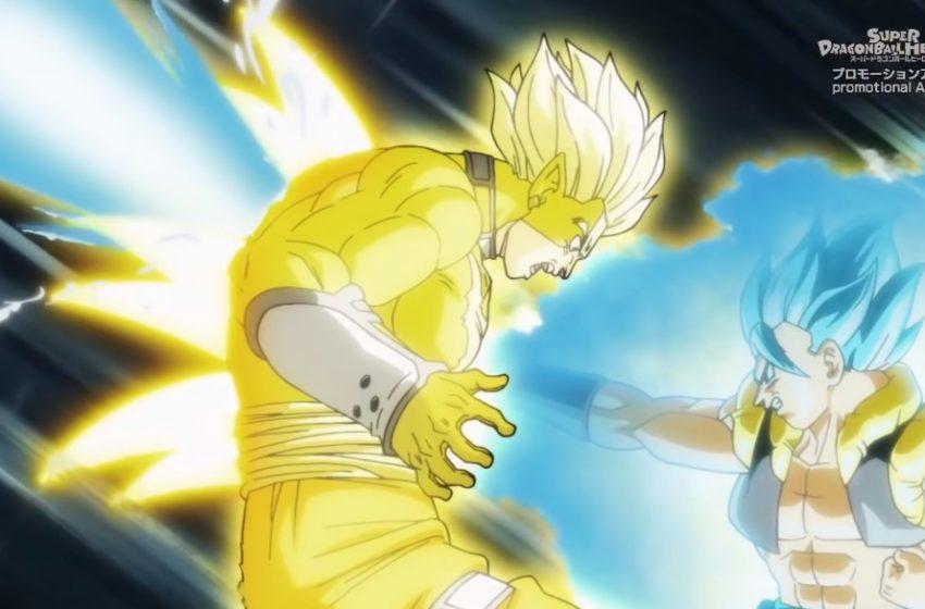 Super Dragon Ball Heroes – Gogeta vs Hearts (Full Fight)