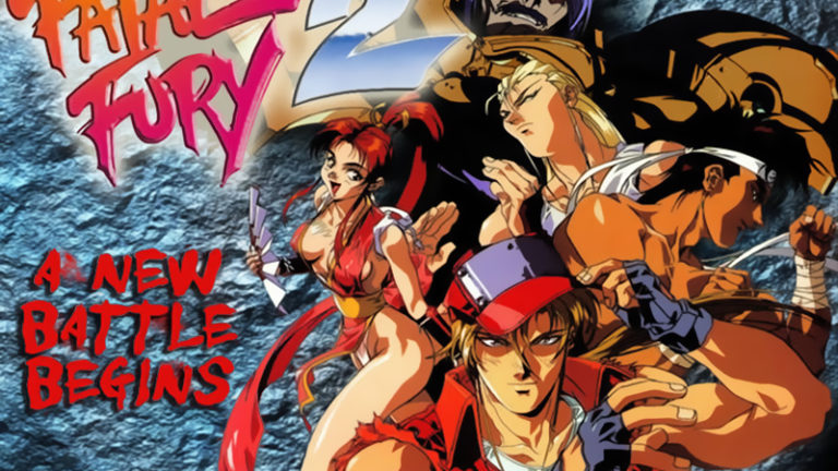 Top Fatal Fury (King of Fighters) Artwork