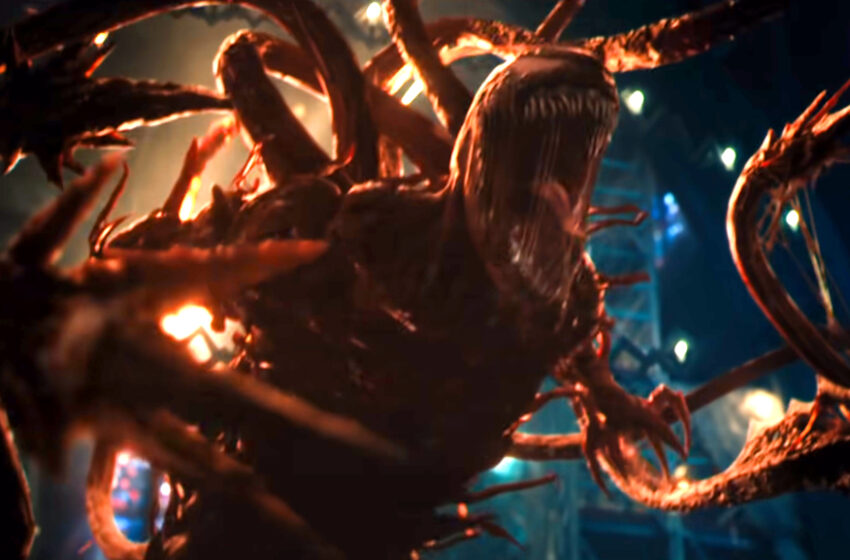 Venom: Let There Be Carnage (Official Trailer)