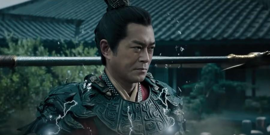 Dynasty Warriors Netflix - Lu Bu