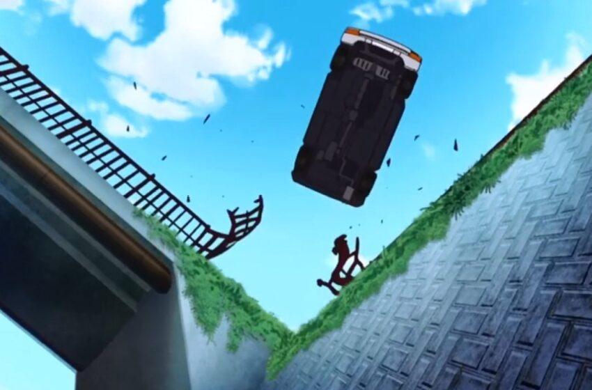 Yusuke Murata (OPM) – Car Scene for Majin Bone #12