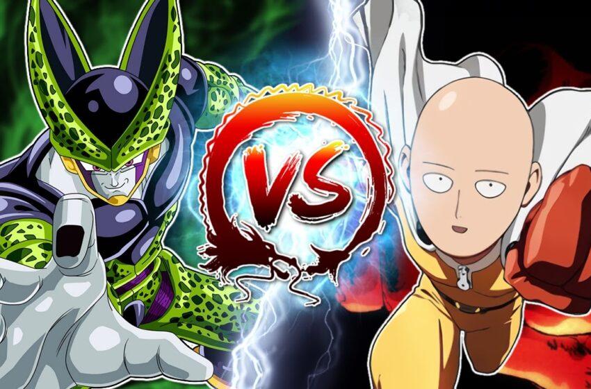 Saitama vs Perfect Cell (TeamFourStar)