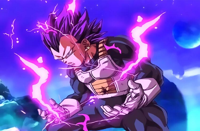 Hakaishin God of Destruction Vegeta – New Transformation