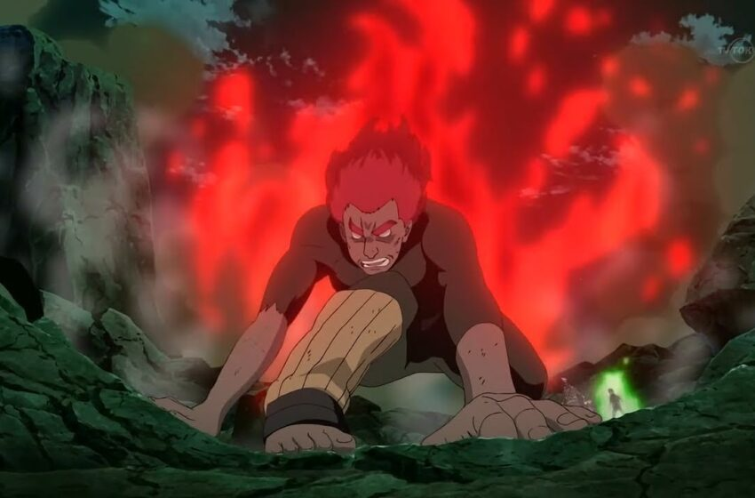 Might Guy Goes 8th Death Gate vs Madara (Full Fight)