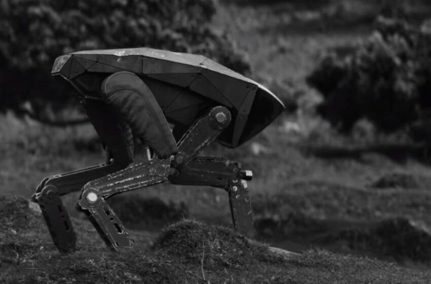Black Mirror: Metalhead – The Robot Dog
