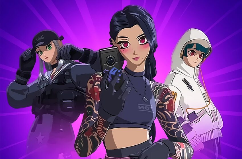Fortnite Cyber Infiltration Pack Game Play Video