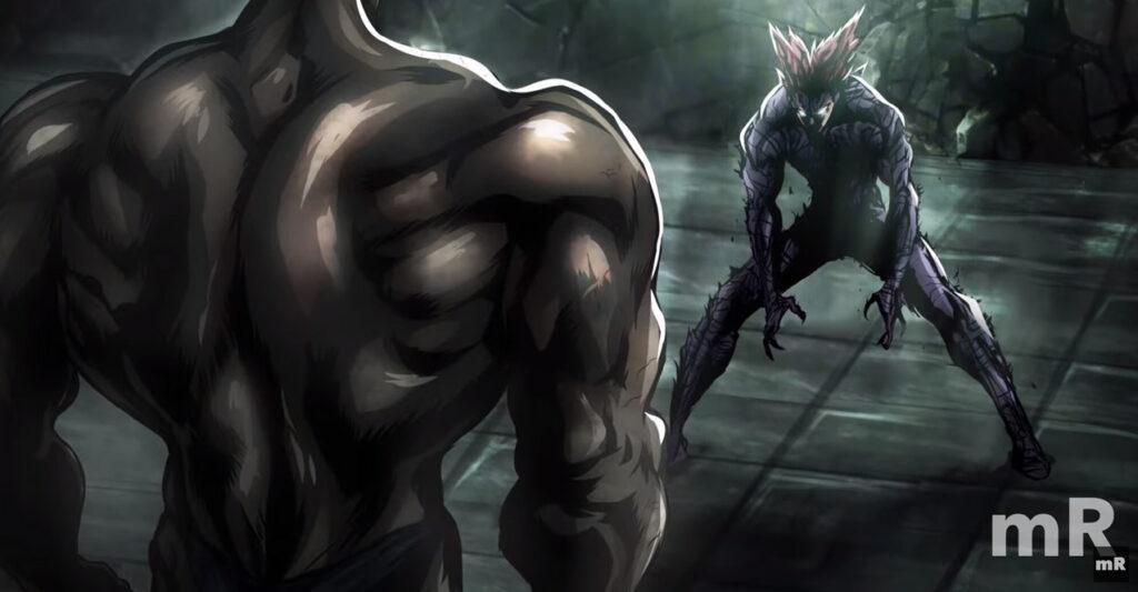 Darkshine vs Garou