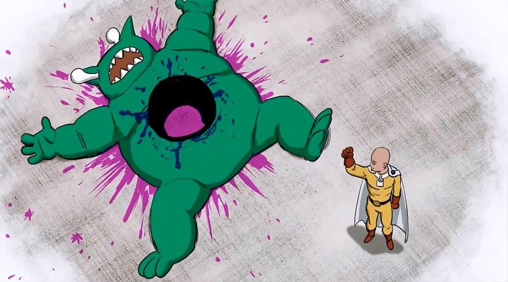 Murata - Saitama Short Animation