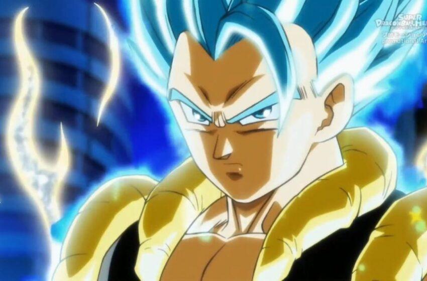 Goku Black (Super Saiyan 3 Rose) vs Gogeta (Mastered Ultra Instinct Blue)