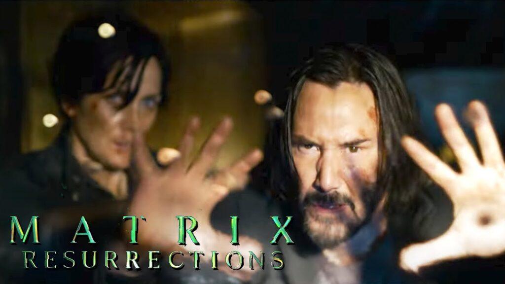 The Matrix Resurrections 2021
